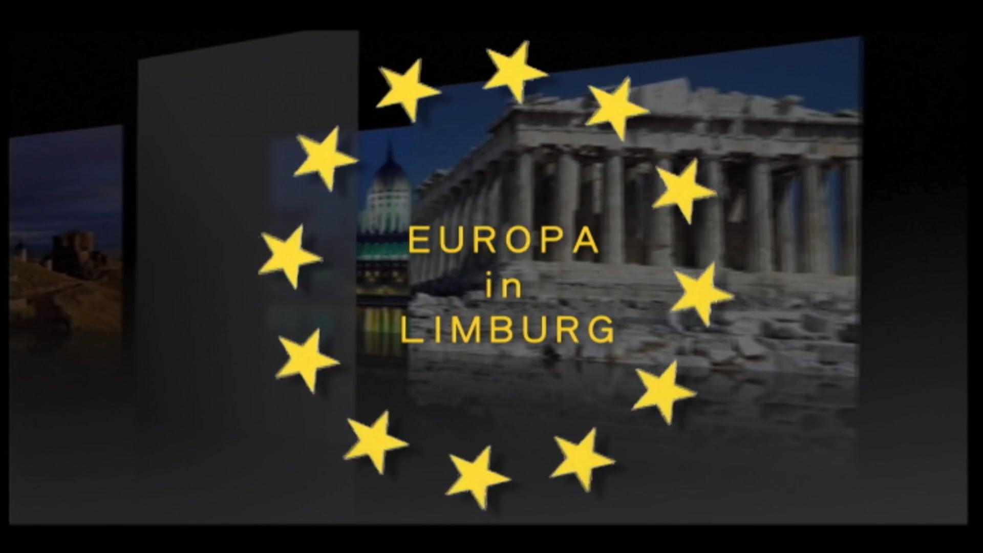EUROPA IN LIMBURG